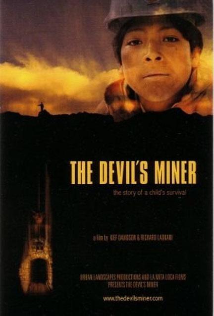 The Devil's Miner Poster #1