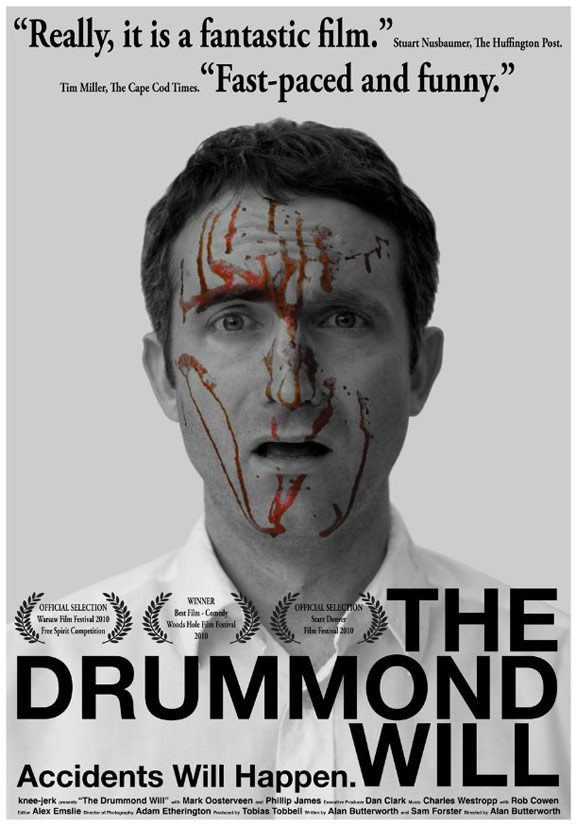 The Drummond Will Poster #1