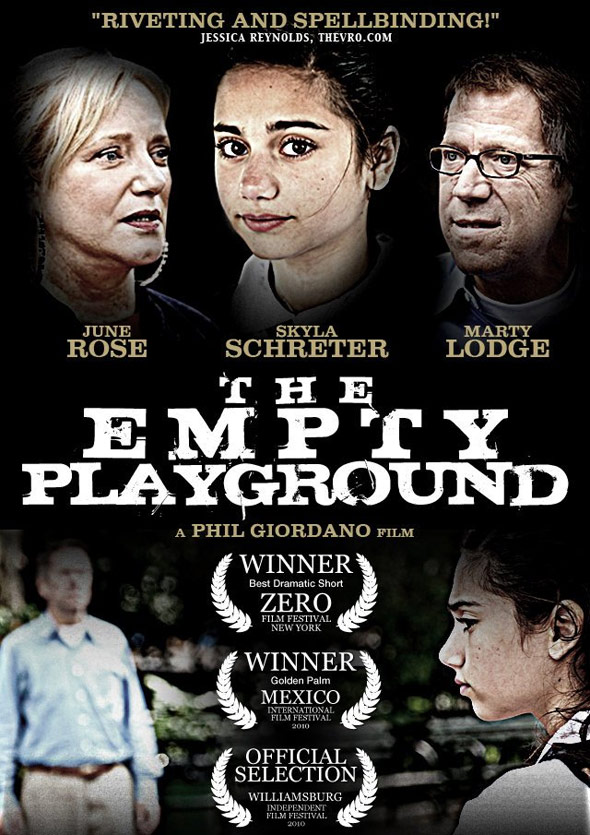The Empty Playground Poster #1