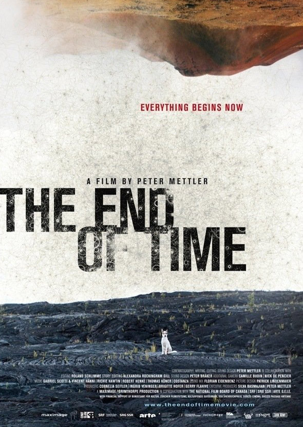 The End of Time Poster #1