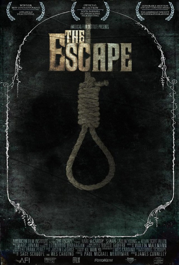 The Escape Poster #1