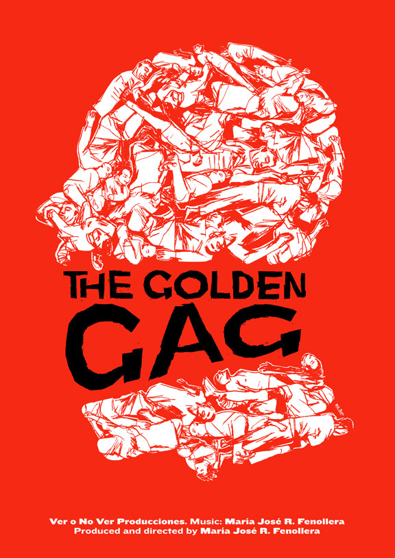 The Golden Gag Poster #1