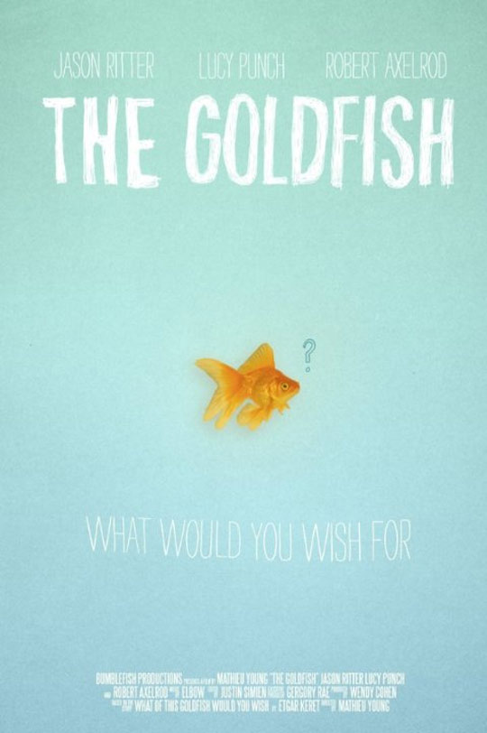 The Goldfish Poster #1