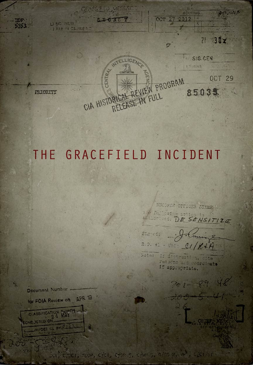 The Gracefied Incident Poster #1