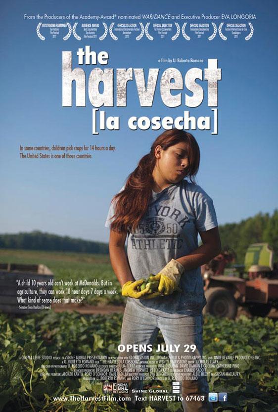 The Harvest (La Cosecha) Poster #1