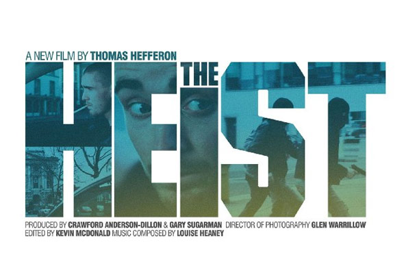 The Heist Poster #1