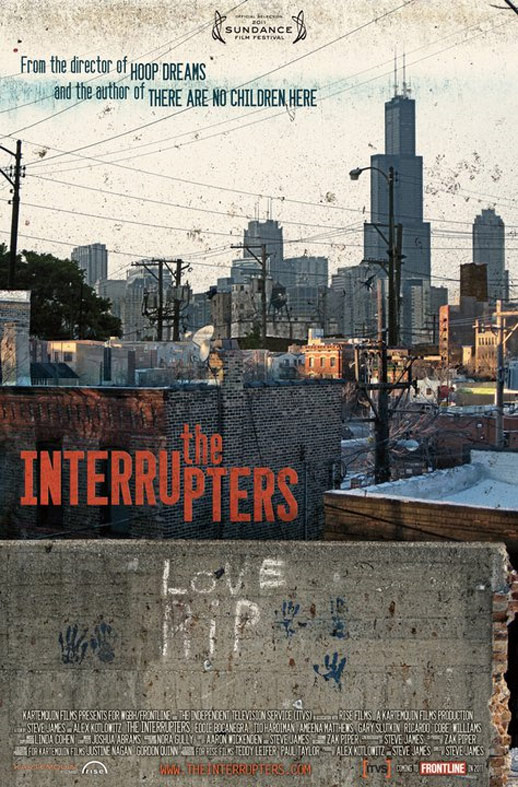 The Interrupters Poster #1