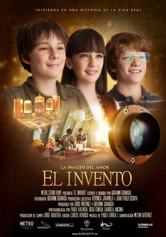 The Invention (El Invento) Poster #1