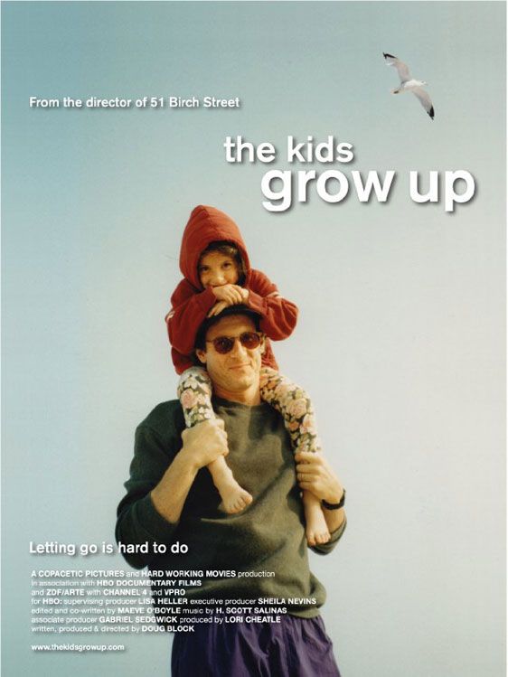 The Kids Grow Up Poster #1