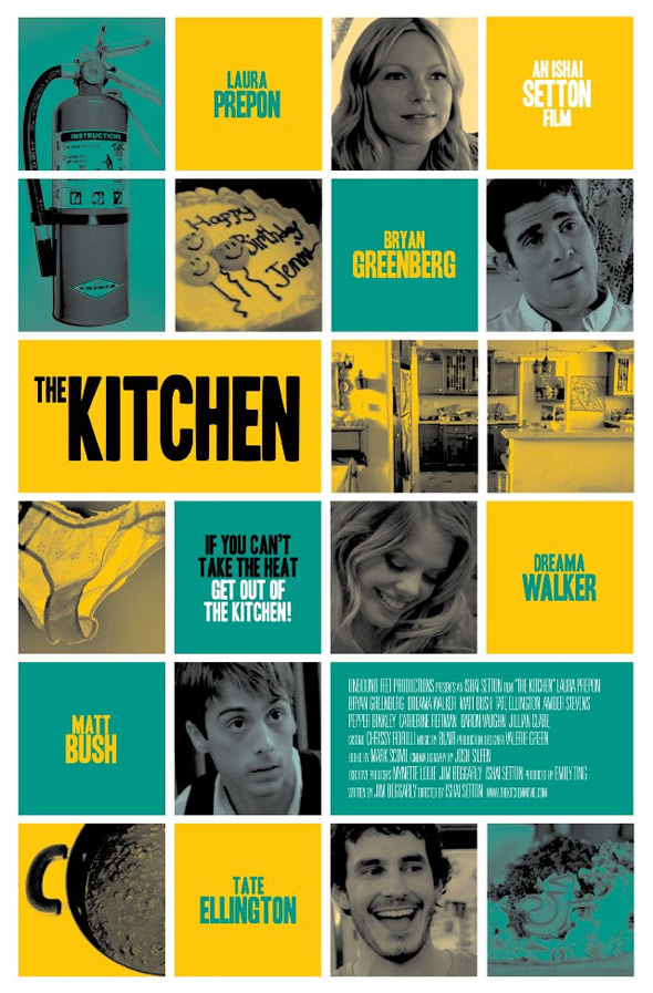 The Kitchen Poster #1