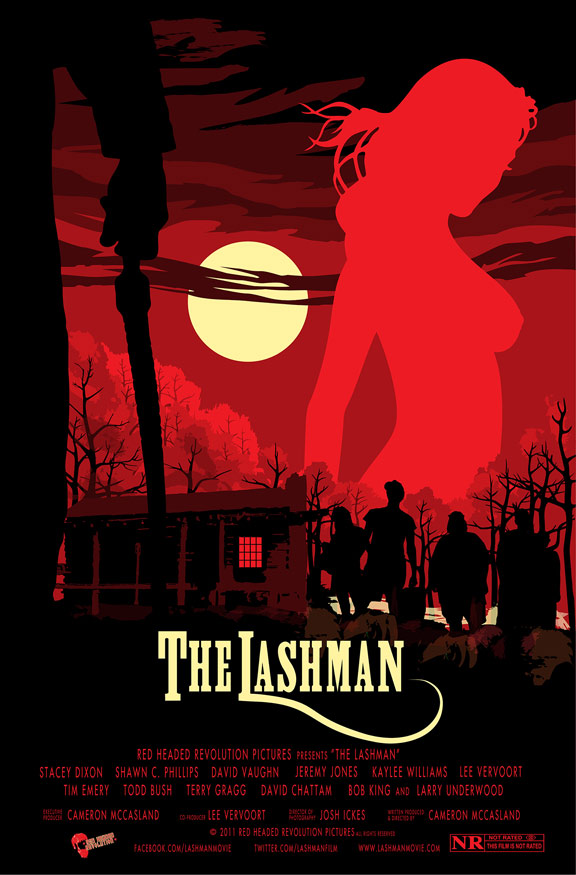 The Lashman Poster #2