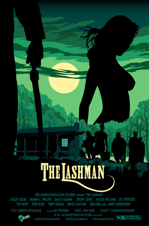 The Lashman Poster #3