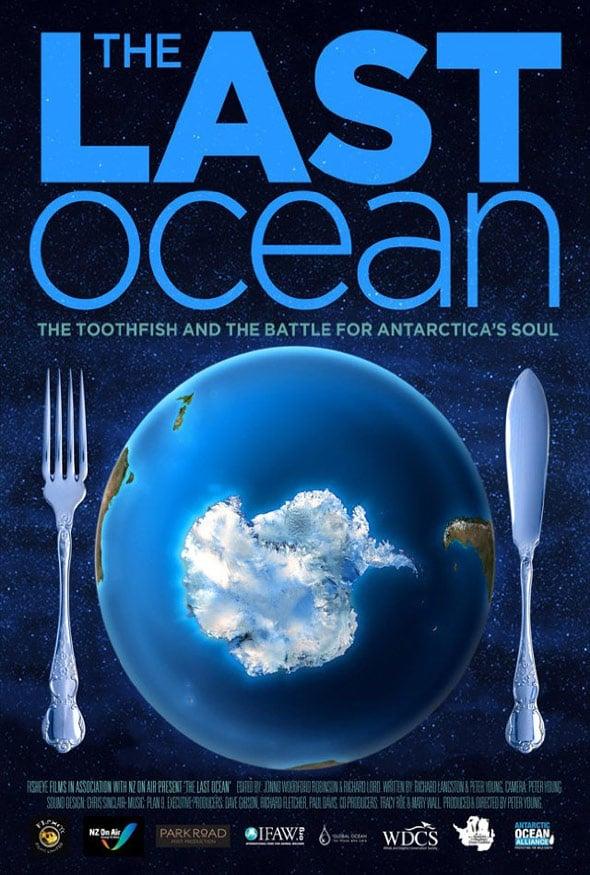 The Last Ocean Poster #1