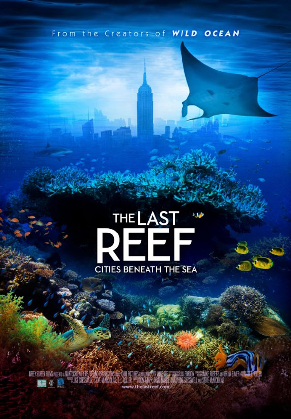The Last Reef 3D Poster #1