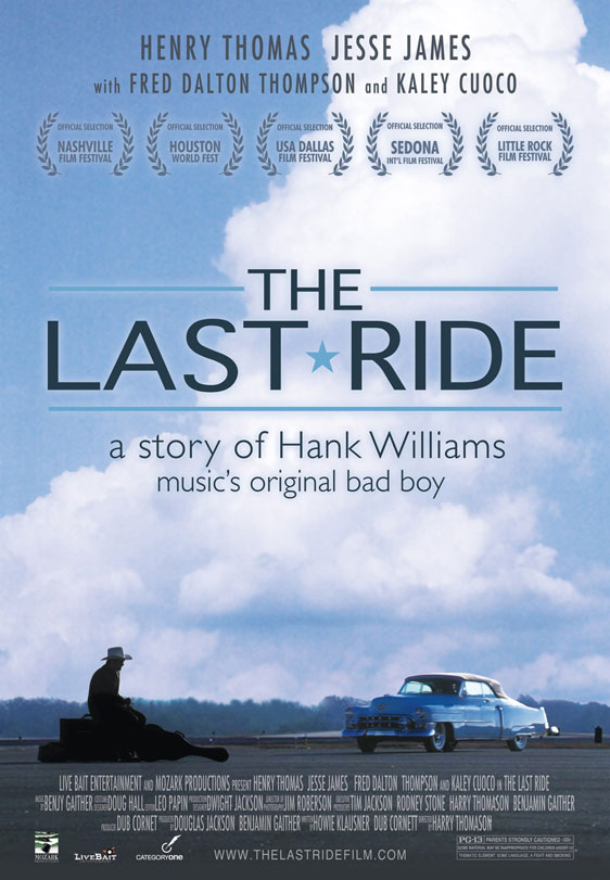 The Last Ride Poster #1