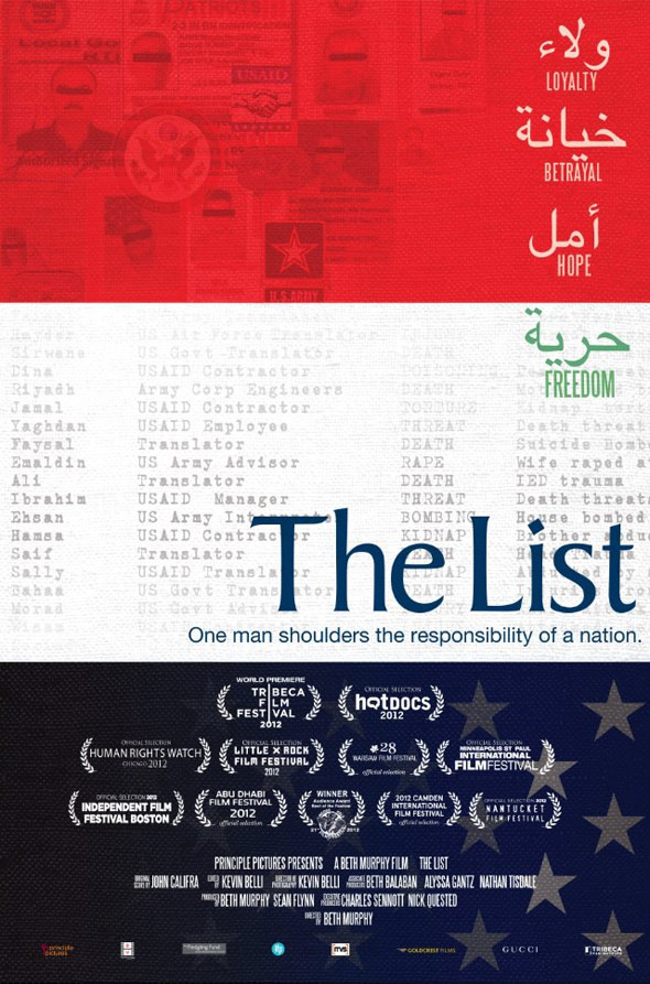 The List Poster #1
