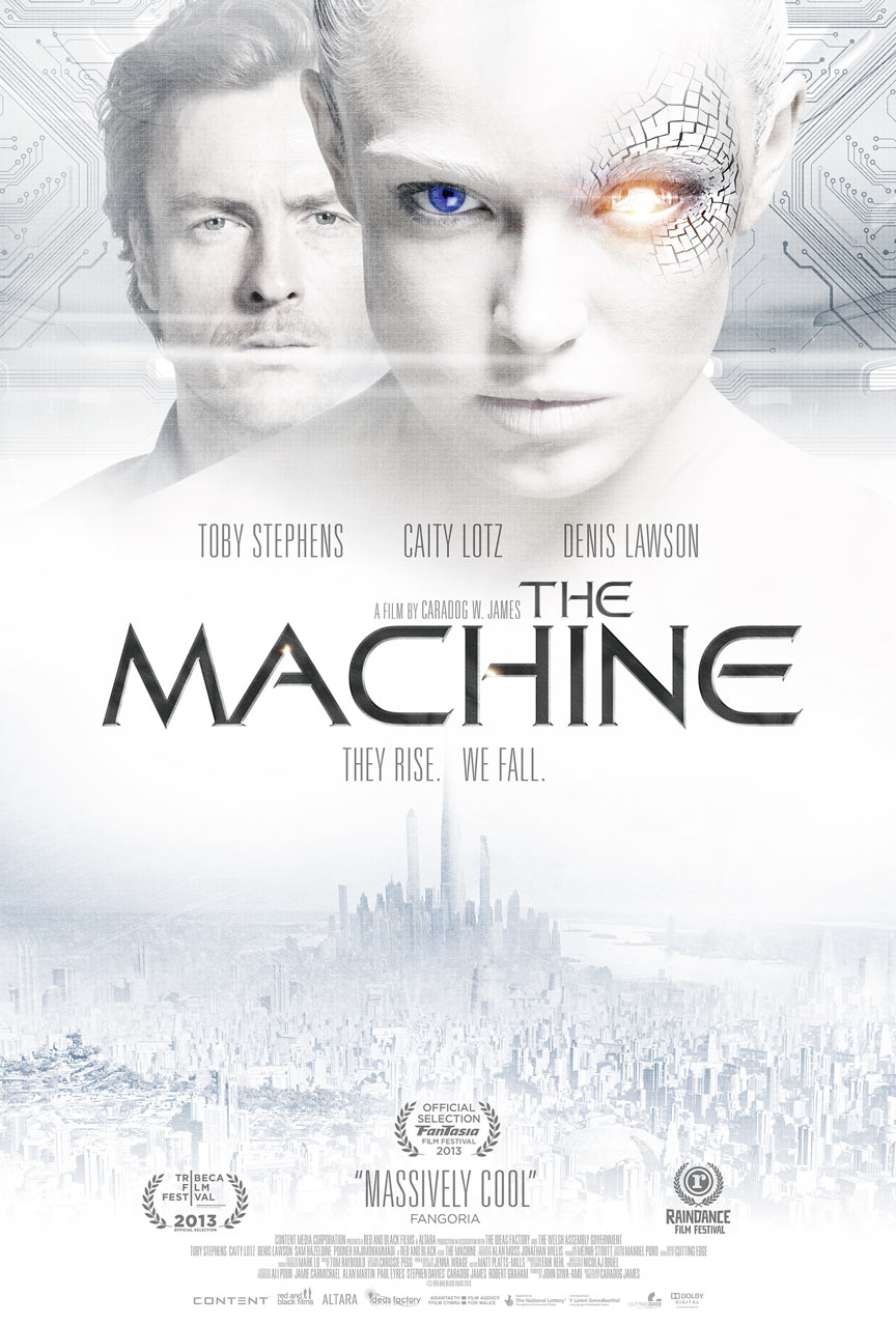 The Machine Poster #1