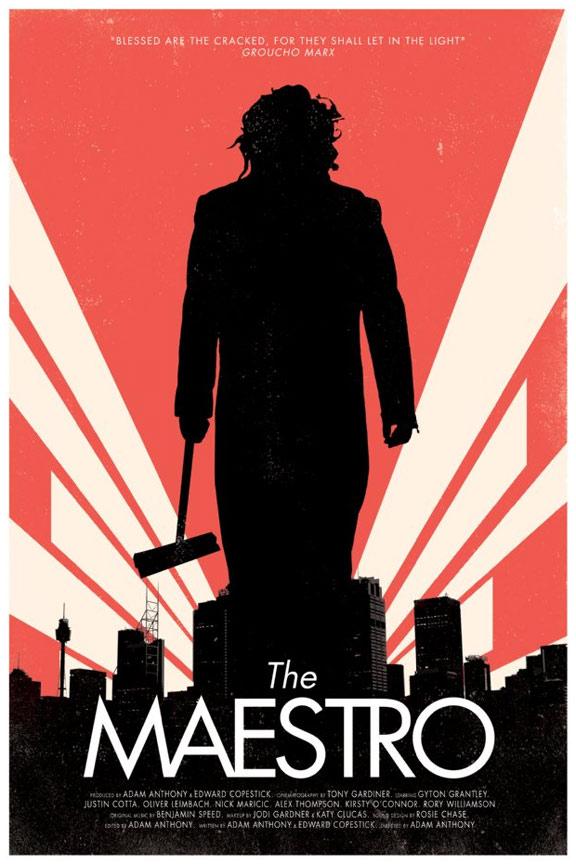 The Maestro Poster #1