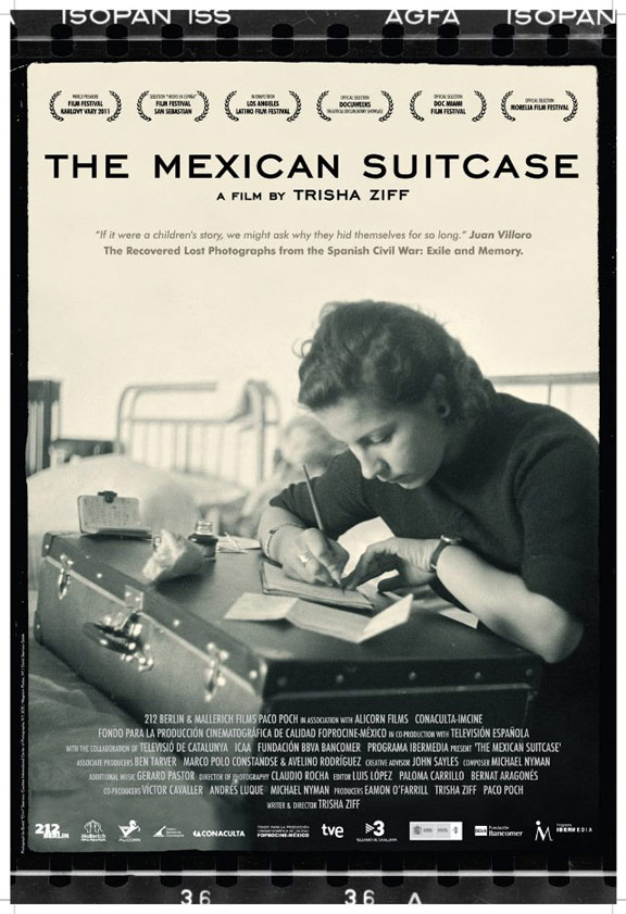 The Mexican Suitcase Poster #1