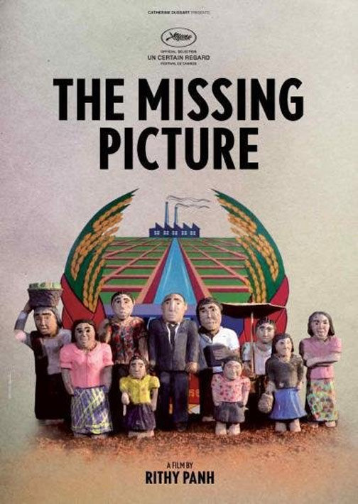 The Missing Picture Poster #1