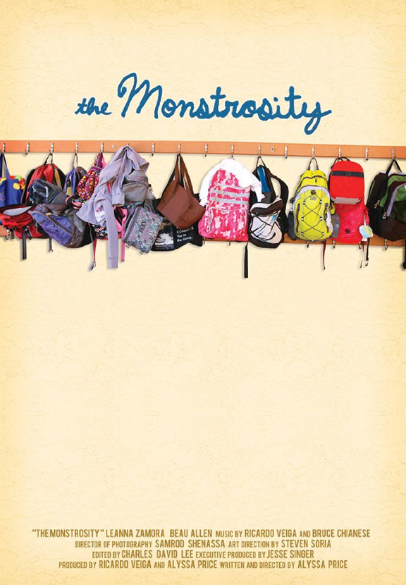 The Monstrosity Poster #1