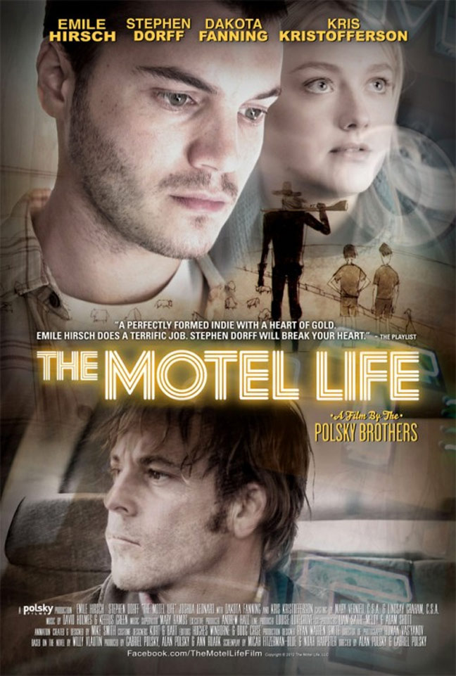 The Motel Life Poster #1