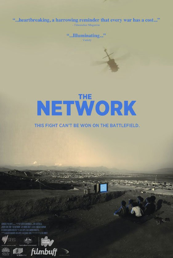 The Network Poster #1