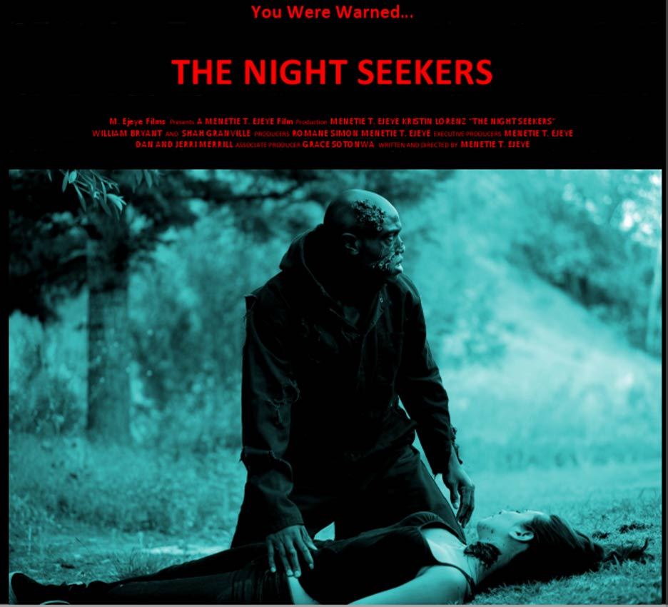 The Night Seekers Poster #1