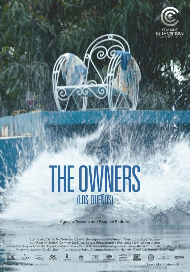 The Owners Poster #1