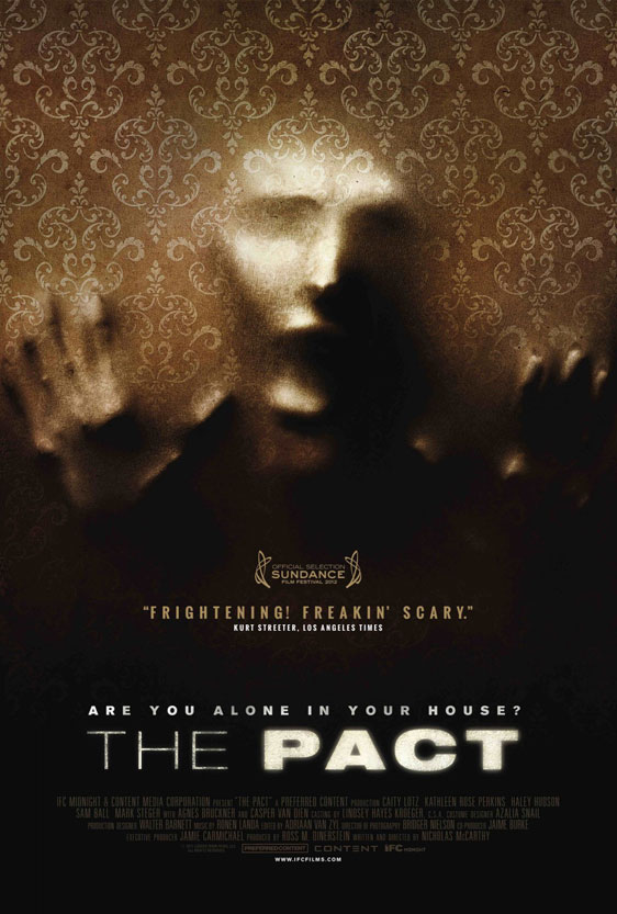 The Pact Poster #2
