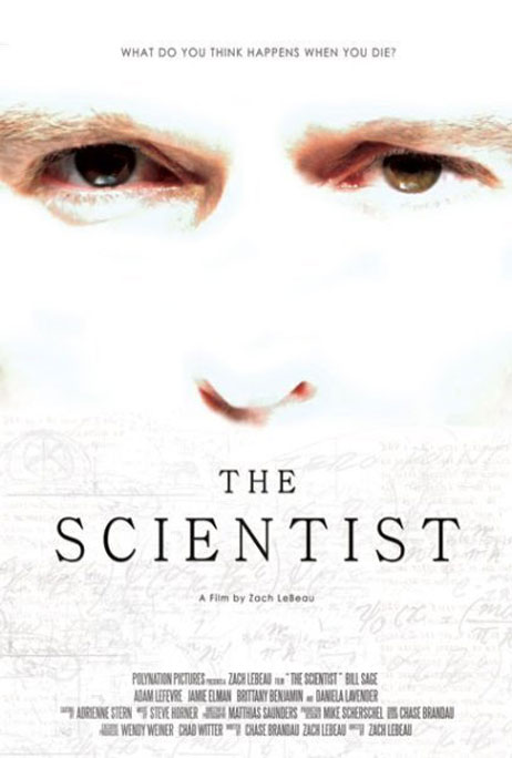 The Scientist Poster #1