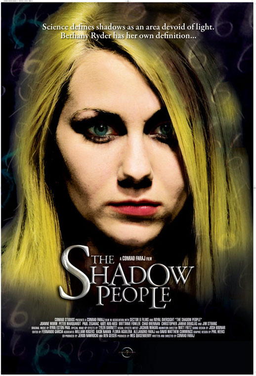The Shadow People Poster #2