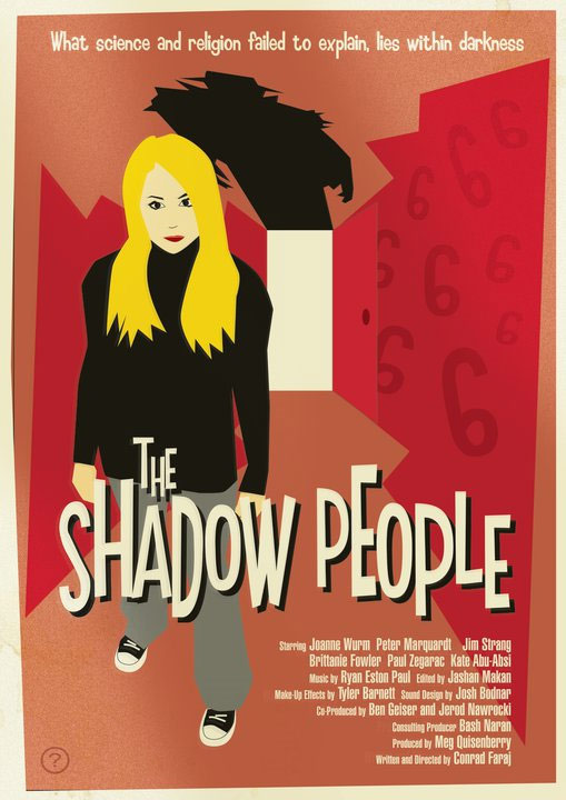 The Shadow People Poster #4