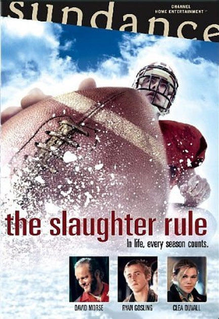 The Slaughter Rule Poster #1