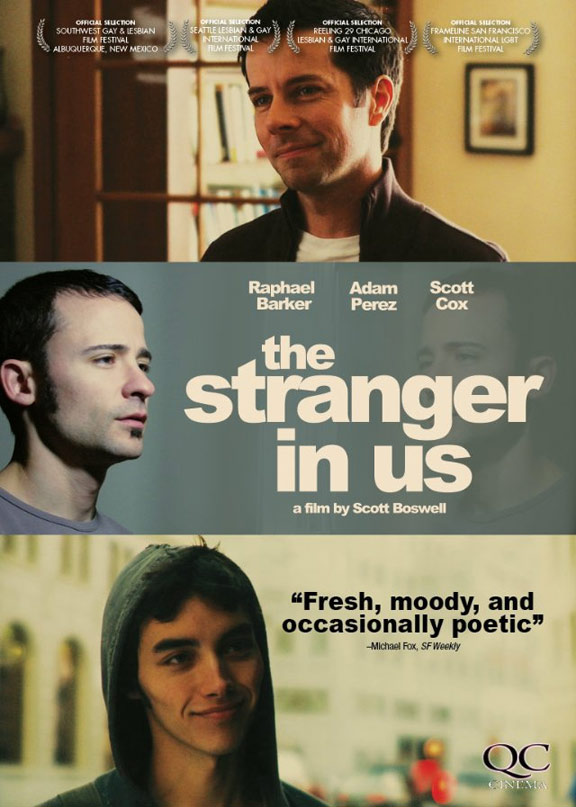 The Stranger In Us Poster #1