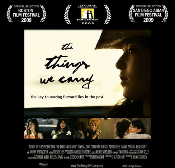 The Things We Carry Poster #1