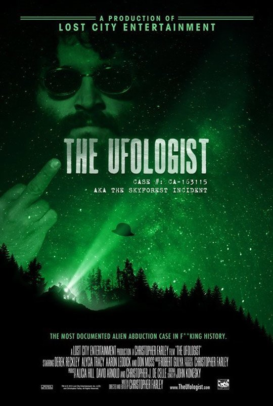 The Ufologist Poster #1