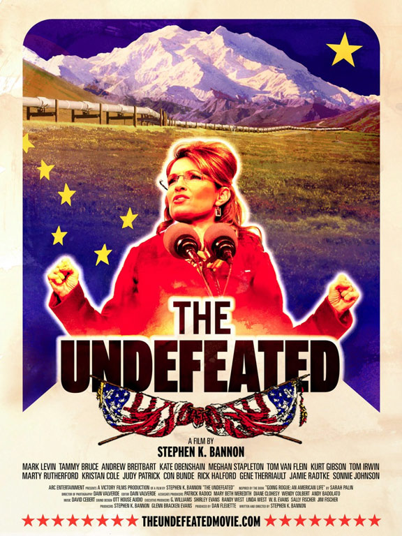 The Undefeated Poster #1