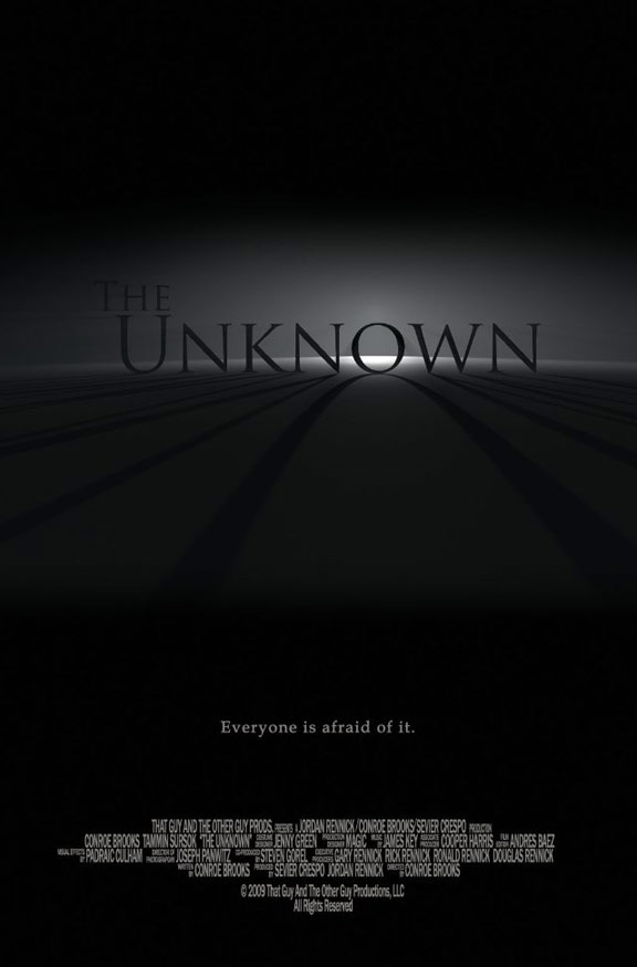 The Unknown Poster #1