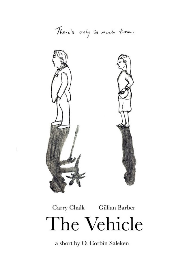 The Vehicle Poster #1