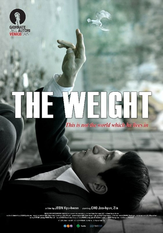 The Weight Poster #1