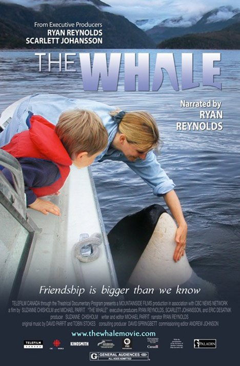 The Whale Poster #1