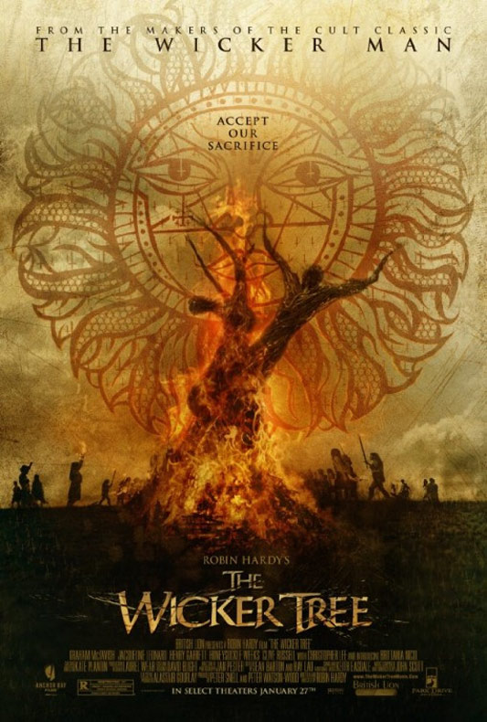 The Wicker Tree Poster #2