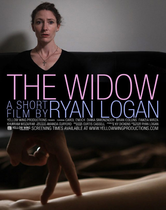 The Widow Poster #1