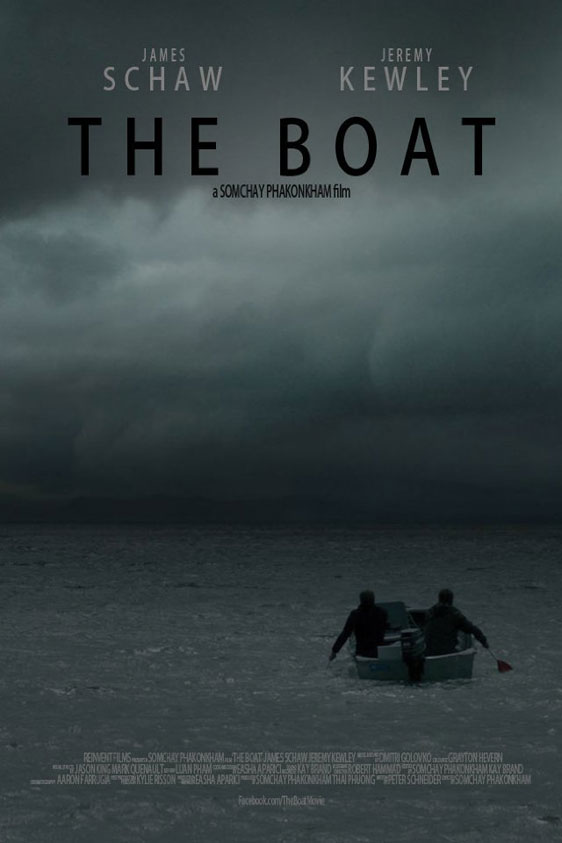 The Boat Poster #1