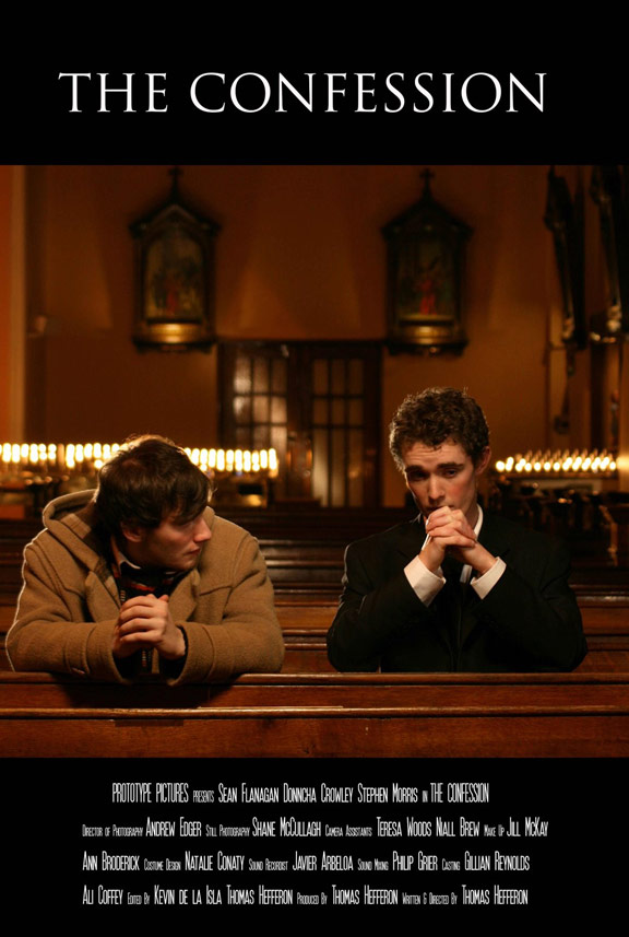 The Confession (Short) Poster #1