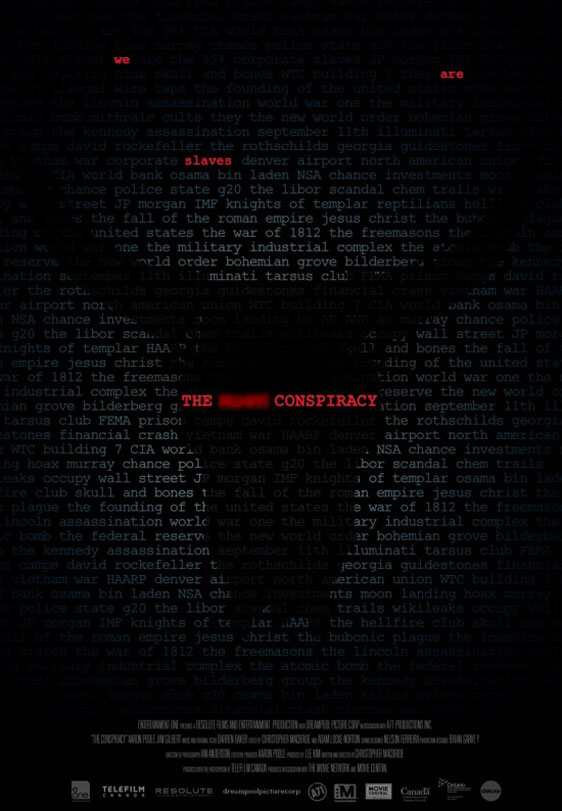 The Conspiracy Poster #1