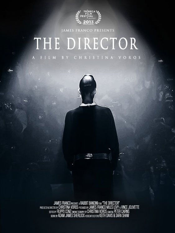 The Director Poster #1
