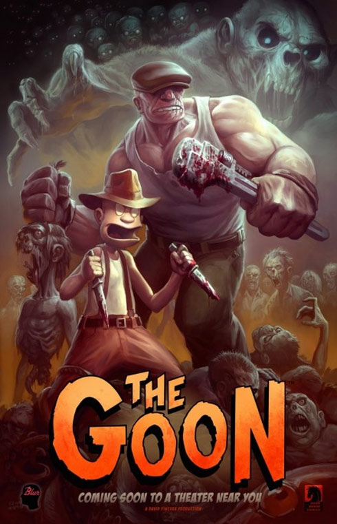 The Goon Poster #1