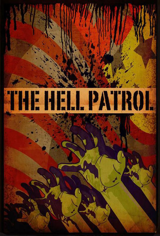 The Hell Patrol Poster #1